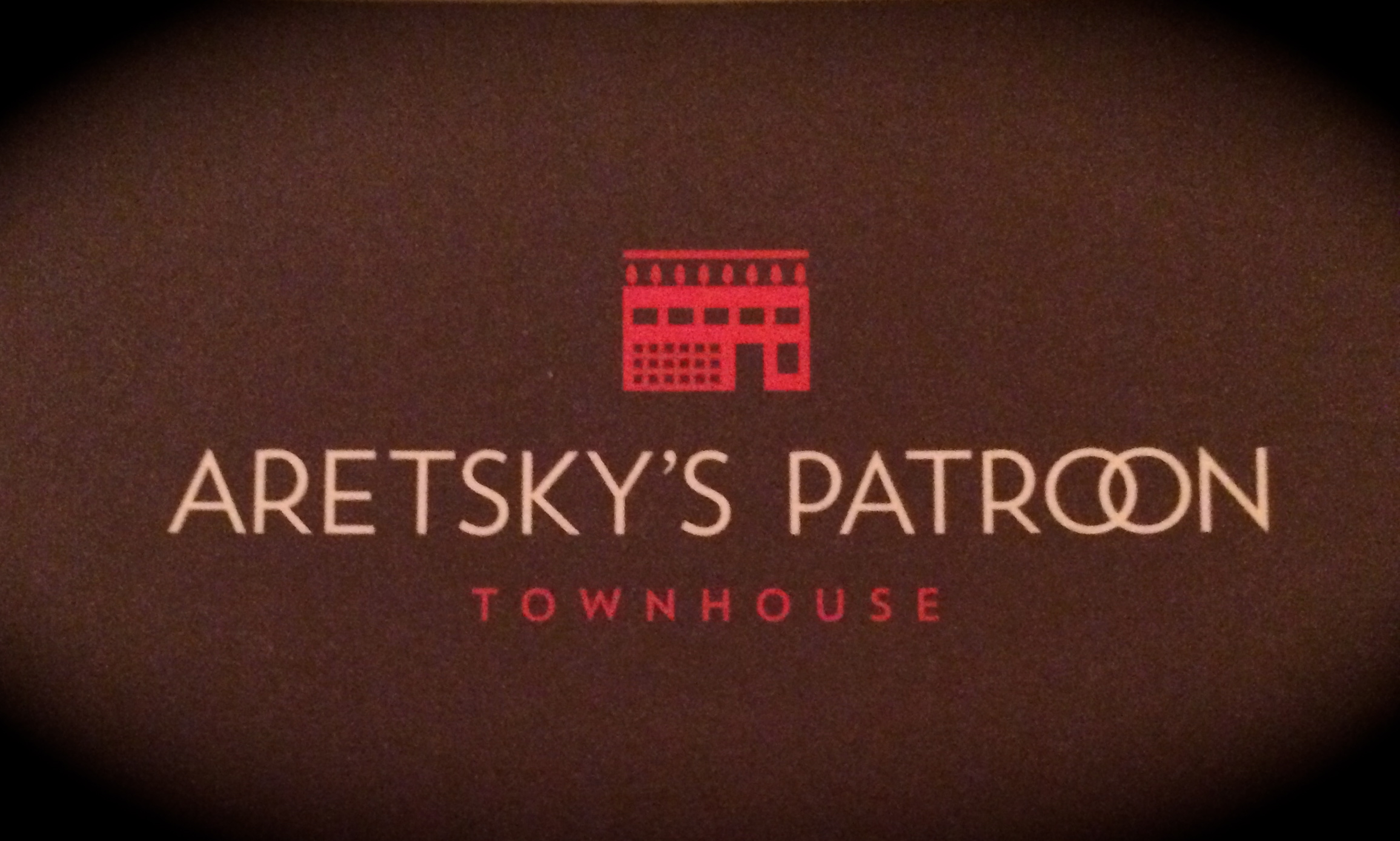 Aretsky's Patroon - The Art of Livin' Top Ranked Restaurant & Saloon